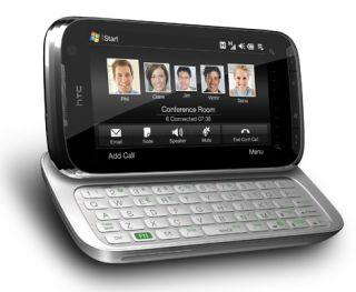 The HTC Touch Pro 2