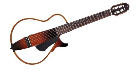 A major feature of the Silent Guitar design is its highly modernist appearance