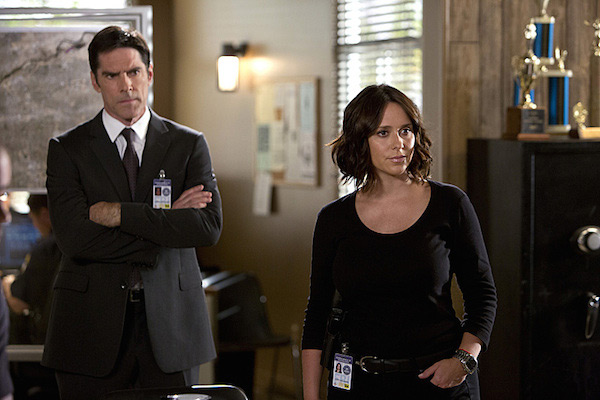 This Is How Jennifer Love Hewitt Is Going To Look On Criminal Minds #31998