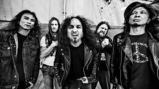 Death Angel band promotional photo