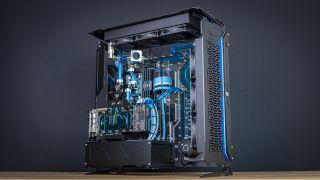 Blue Shift, Spectre III PC Build