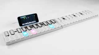 Opho Keys: the modular MIDI controller that teaches you to play