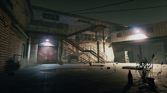 How to build a basic games environment with Unreal Editor   Creative Bloq