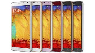 Galaxy Note 3 goes gold