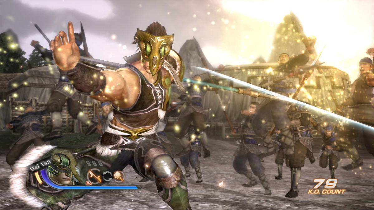 Dynasty Warriors 7 Character And Combat Screenshots #16497