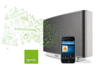 Spotify for Sonos