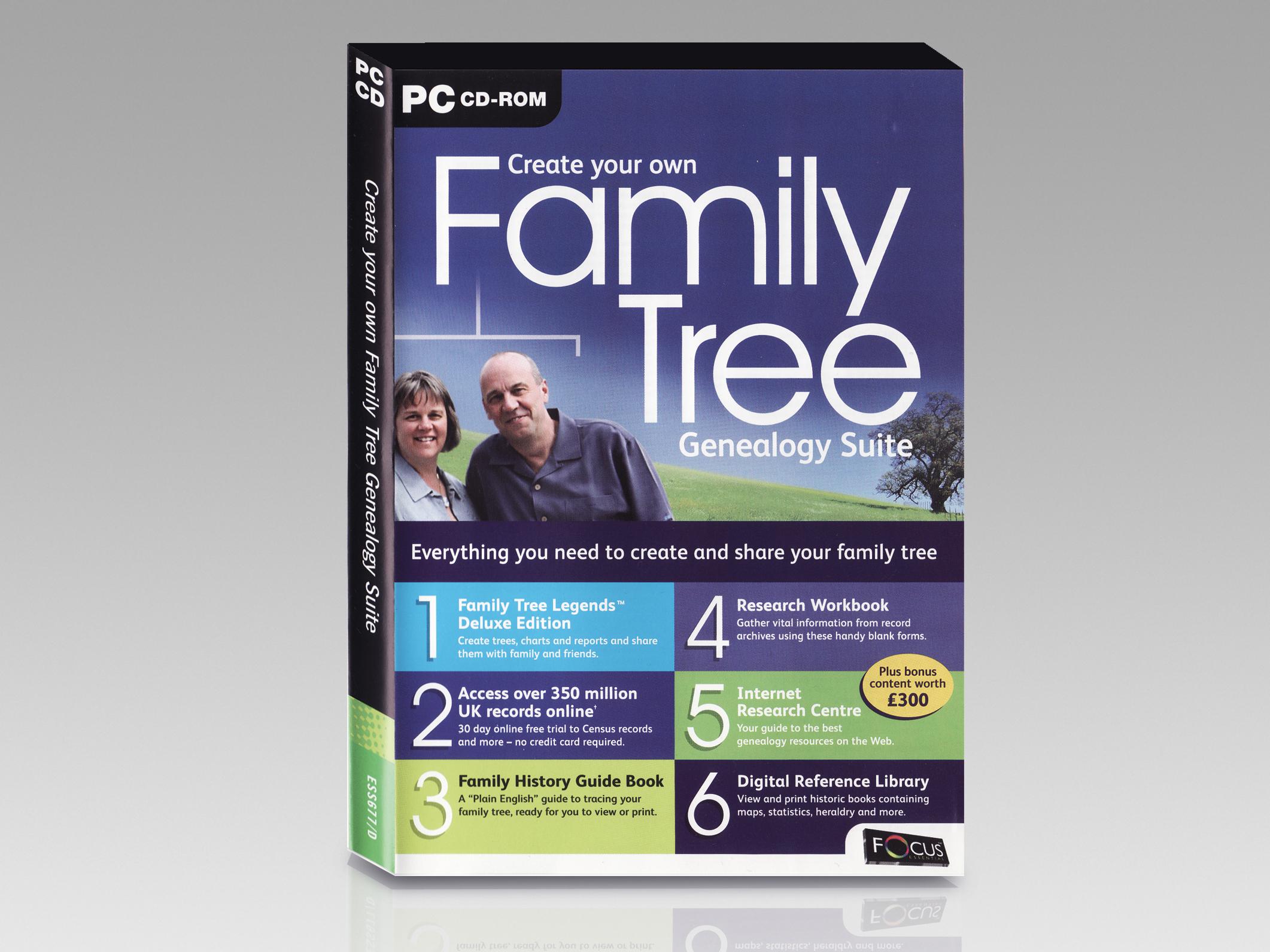 Family Tree Genealogy Suite review | TechRadar