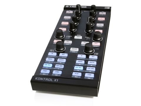 If you DJ 'in the box', the Kontrol X1 might not be for you.