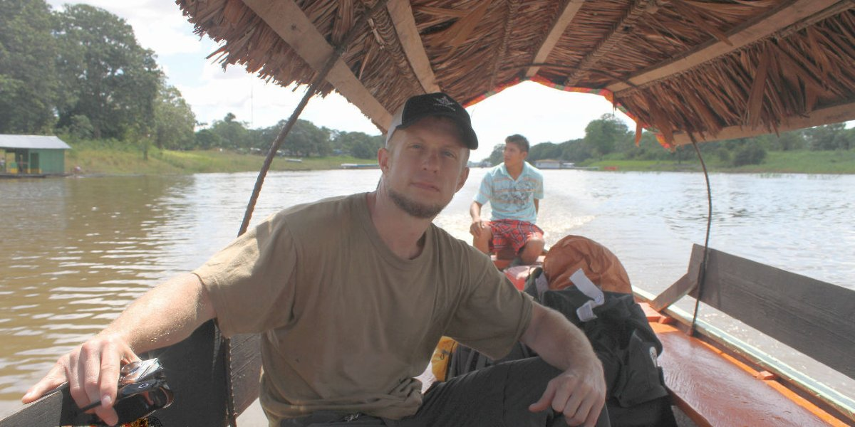 Robert Rose on Raw Travel