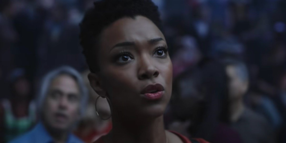 Space Jam: A New Legacy's Sonequa Martin-Green Opens Up About Depicting A Strong Black Family Unit In The Film