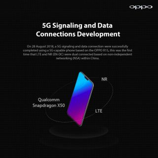 Pioneer OPPO Paves the Way for a 5G World