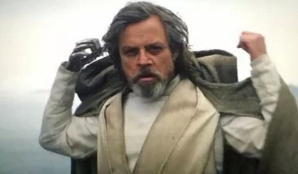 mark hamill luke skywalker star wars: the force awakens