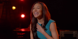 Glee Vet Naya Rivera's Actual Final TV Appearance Is On A Wild And Unexpected Show