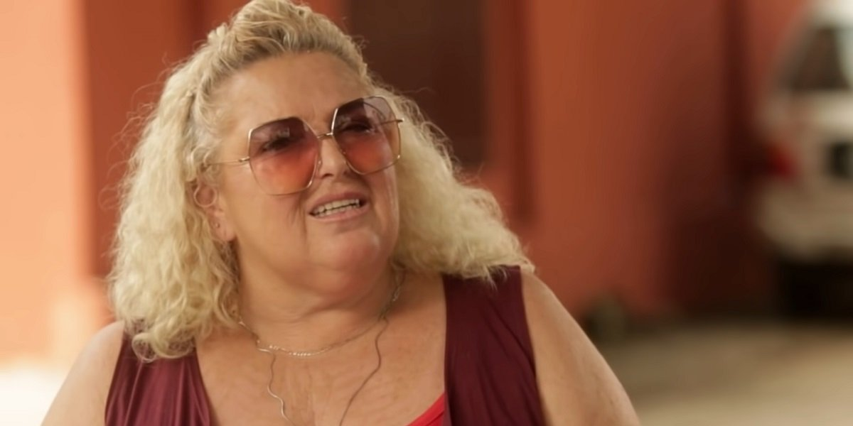 Angela Deem 90 Day Fiance: Happily Ever After TLC