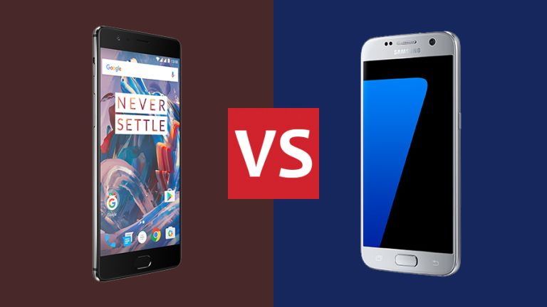 "OnePlus 3 vs Samsung S7: Can the ""flagship killer"" hold its own against the king of smartphones?"