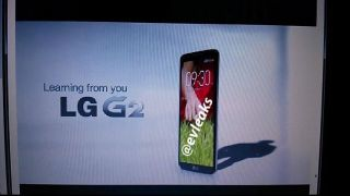 LG Optimus G2 photo leaks reveals this baby s got back