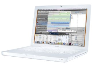 The current MacBook has been a big hit with music makers