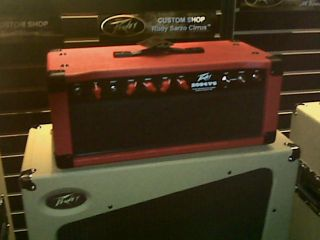 Peavey Custom Shop 2084V6 on display at NAMM