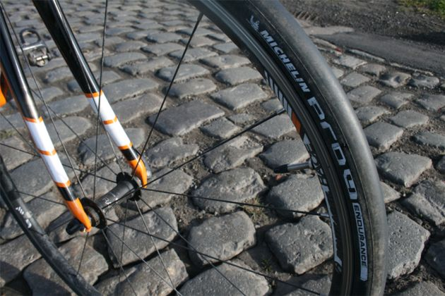 ece886f2c Michelin Pro4 Endurance road bike tyres review - Cycling Weekly