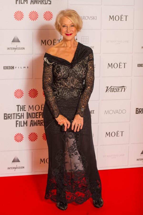 Helen Mirren  (Dominic Lipinski/PA)