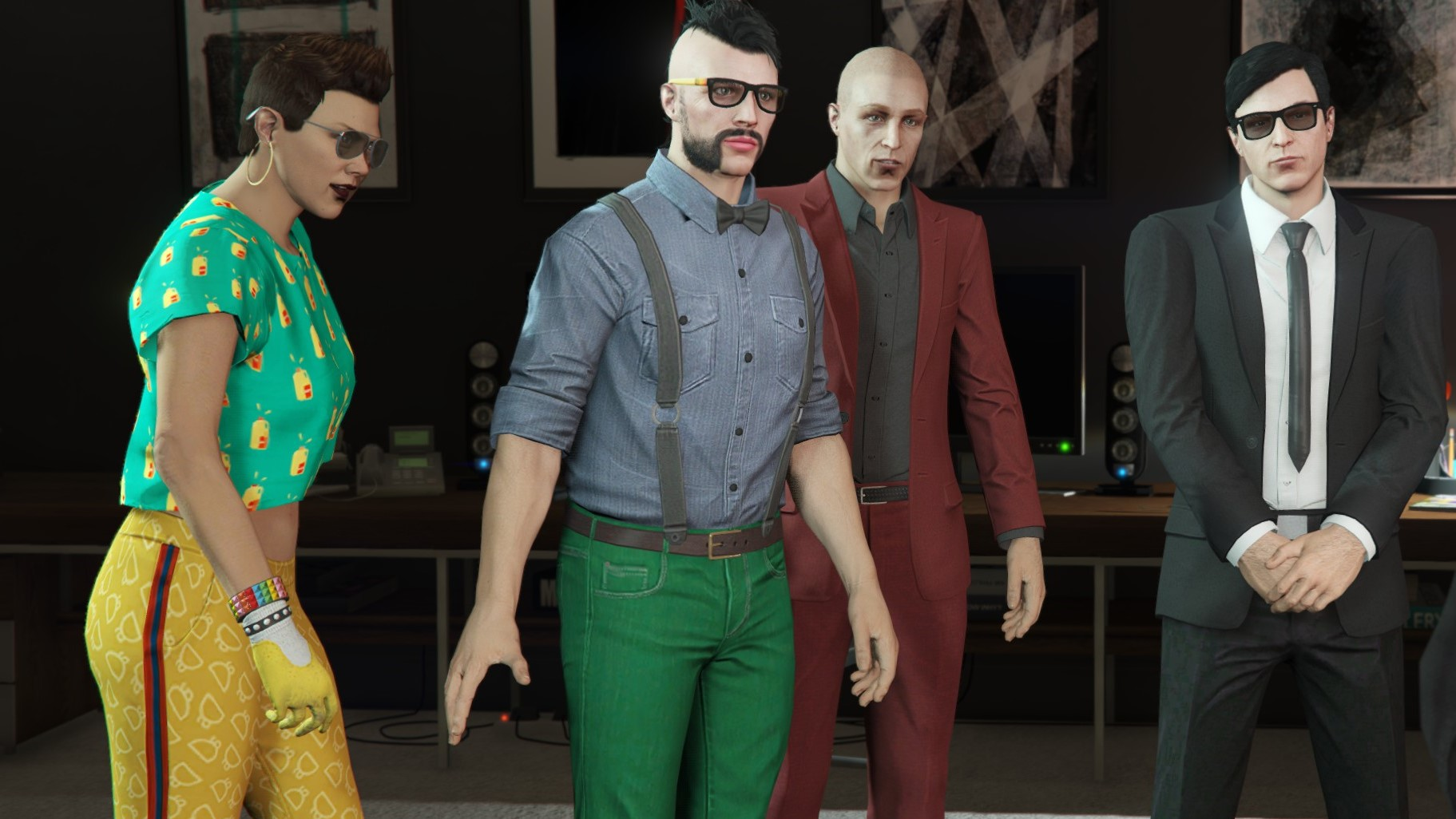 GTA Online makes half a billion dollars a year even though it's a hot mess