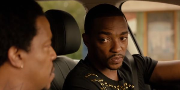 What Anthony Mackie Thinks About The Hate U Give's Controversial Ending - CINEMABLEND