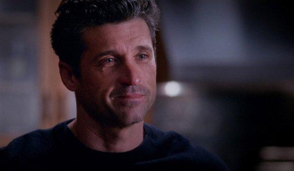 "Patrick Dempsey as Derek ""Dr. McDreamy"" Shepherd on Grey's Anatomy"
