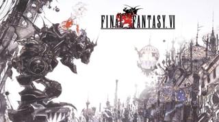 Final Fantasy 6 art