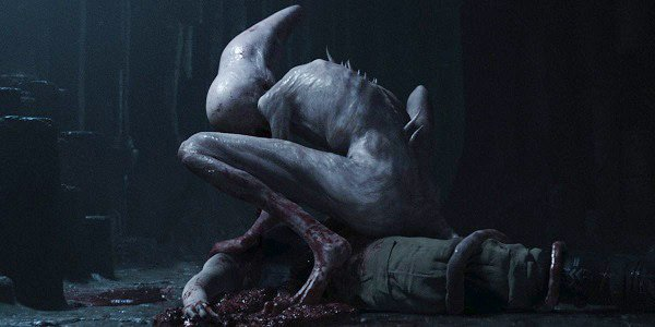 Creature Actor Javier Botet Reveals New Star Trek: Discovery Role