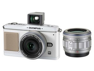 Olympus E-P1 - a whole bundle of retro niceness