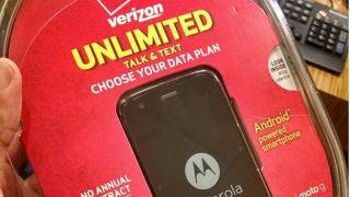 Moto G may be heading to Verizon in early January for a price that's right