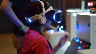 PlayStation VR is the new name for Project Morpheus