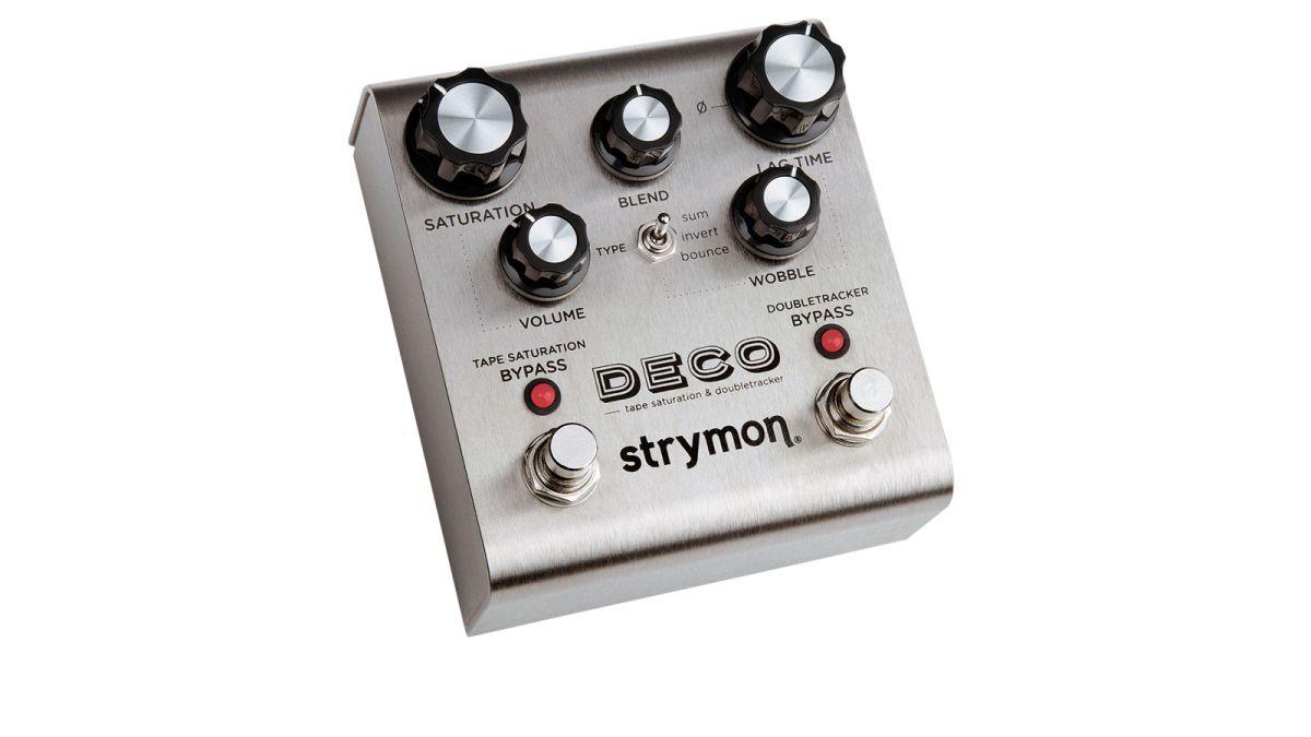 strymon deco review musicradar. Black Bedroom Furniture Sets. Home Design Ideas
