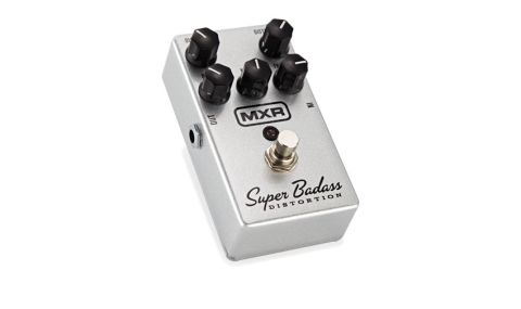 You can employ the three-band EQ to up the mids for vintage bite or cut 'em for metal thrills