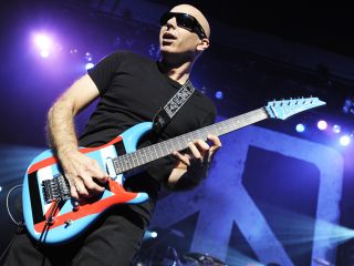 Joe Satriani and Chickenfoot contribute a smokin' live version of Highway Star to Re-Machined - A Tribute To Deep Purple's Machine Head