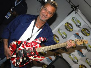 For Eddie Van Halen Guitar Playing Wont Be A Pain In The Hand