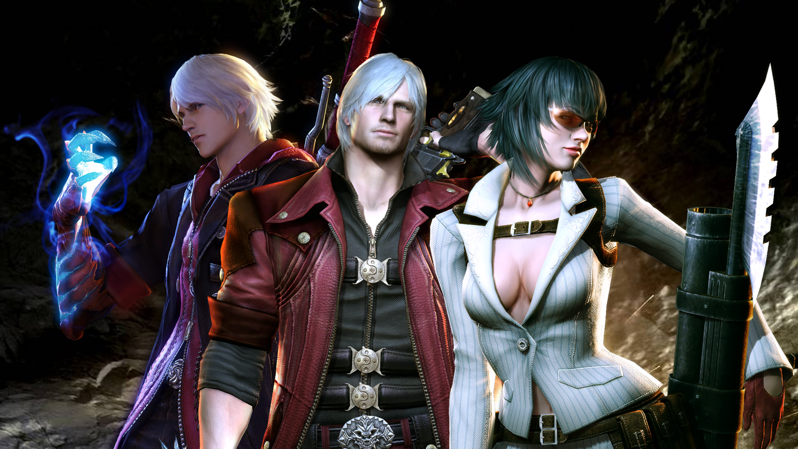 Devil May Cry 4 Special Edition Review Gamesradar