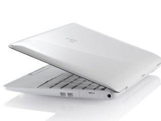 Asus Eee PC 1008HA Seashell