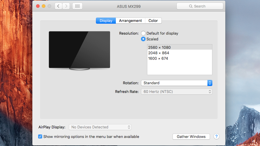 How to fix a Mac's stuck monitor resolution | TechRadar