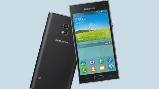 Meet the first ever Samsung Tizen smartphone