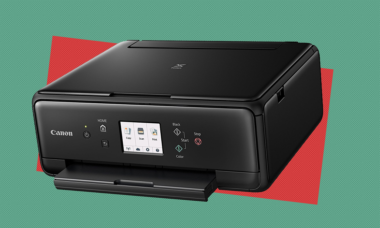 Imprimantes Epson vs Canon vs HP: Canon tout-en-un
