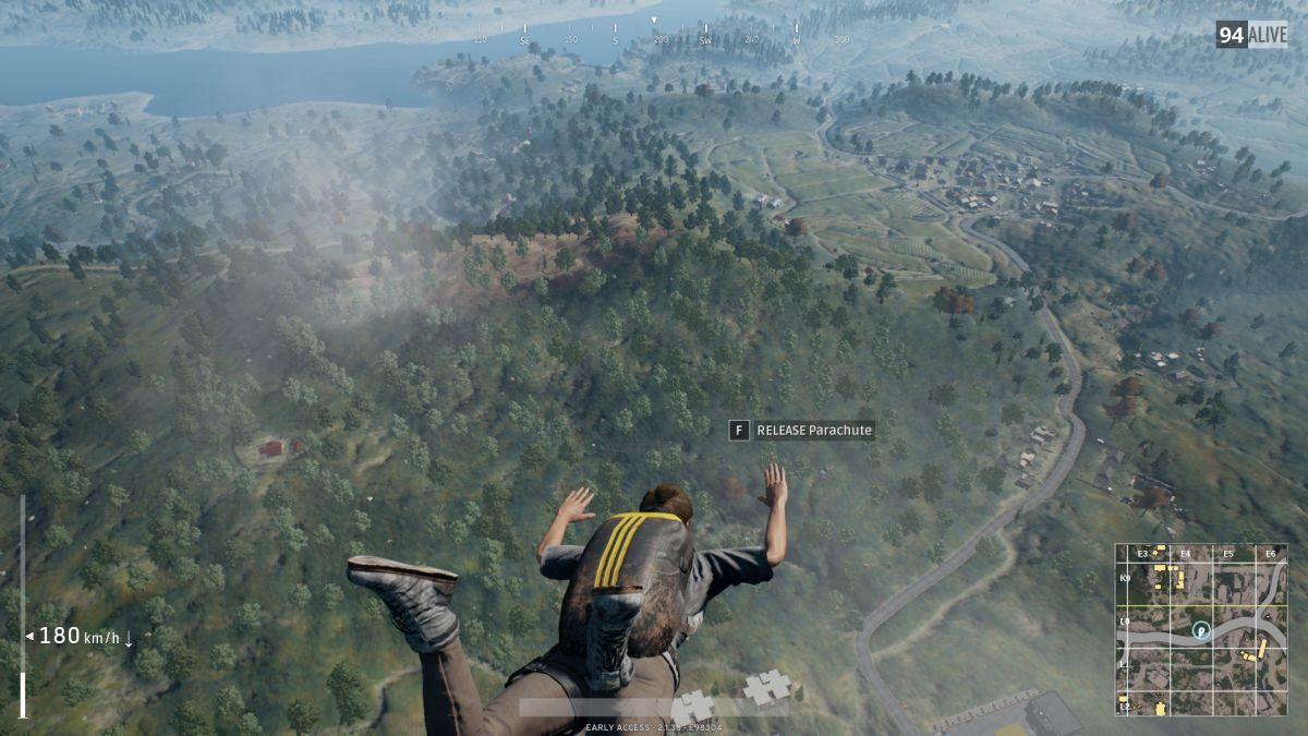 Playerunknowns Battlegrounds Game Play Still Full Hd: Battlegrounds' Map Gets More Haunting As You Play It
