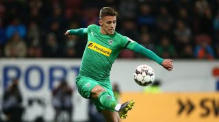 Thorgan Hazard Liverpool