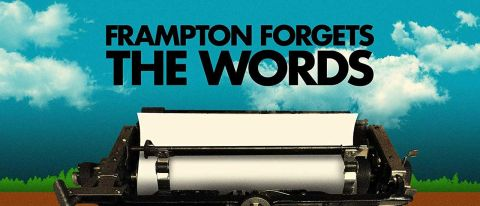 Peter Frampton Band: Frampton Forgets The Words