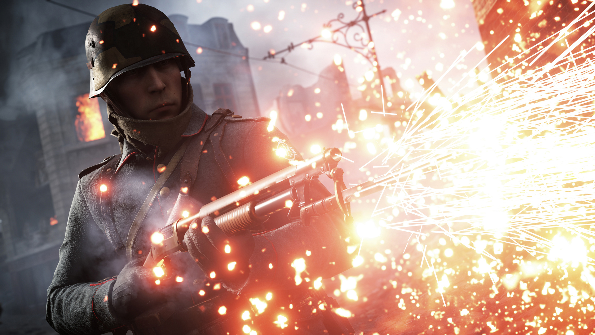 Battlefield 1 Unveils New Maps And Guns In Turning Tides Dlc Pc