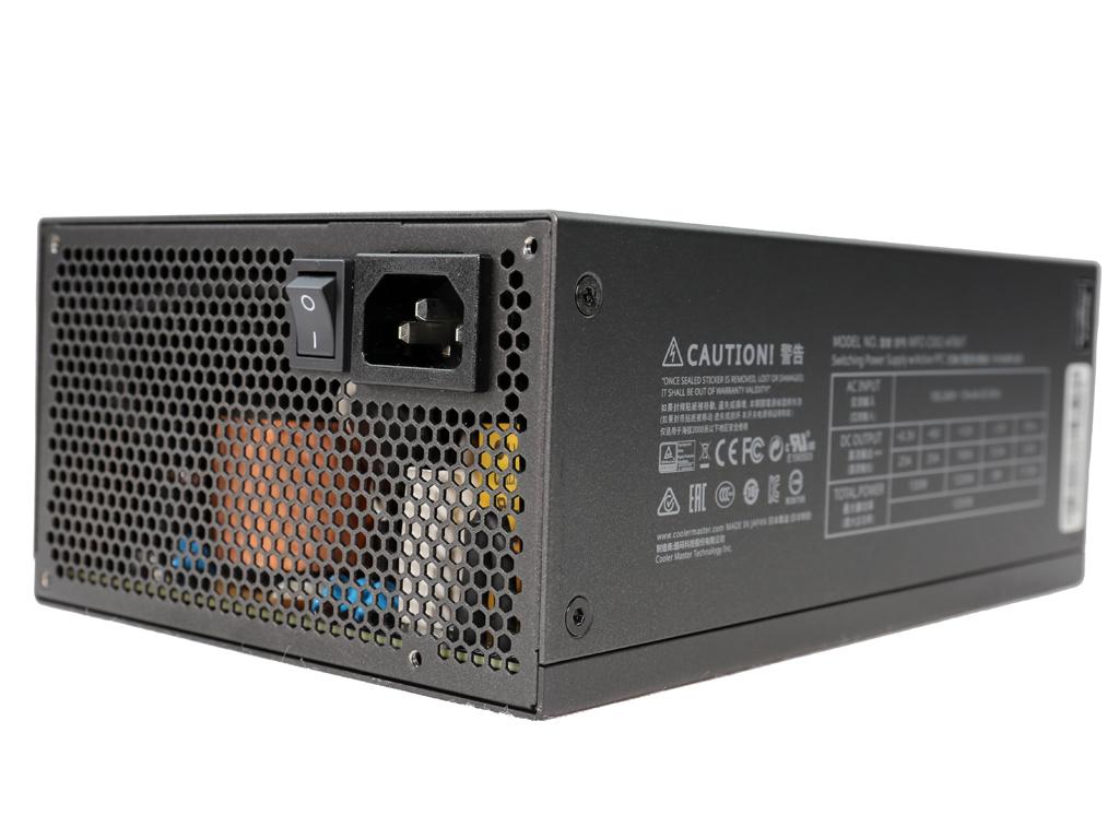 5 Pin to 3 SATA Power Cable For Cooler Master MasterWatt Maker 1200 MIJ Modular