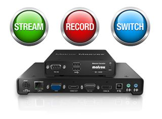 New Software, Firmware for Matrox Maevex Encorders, Decoders