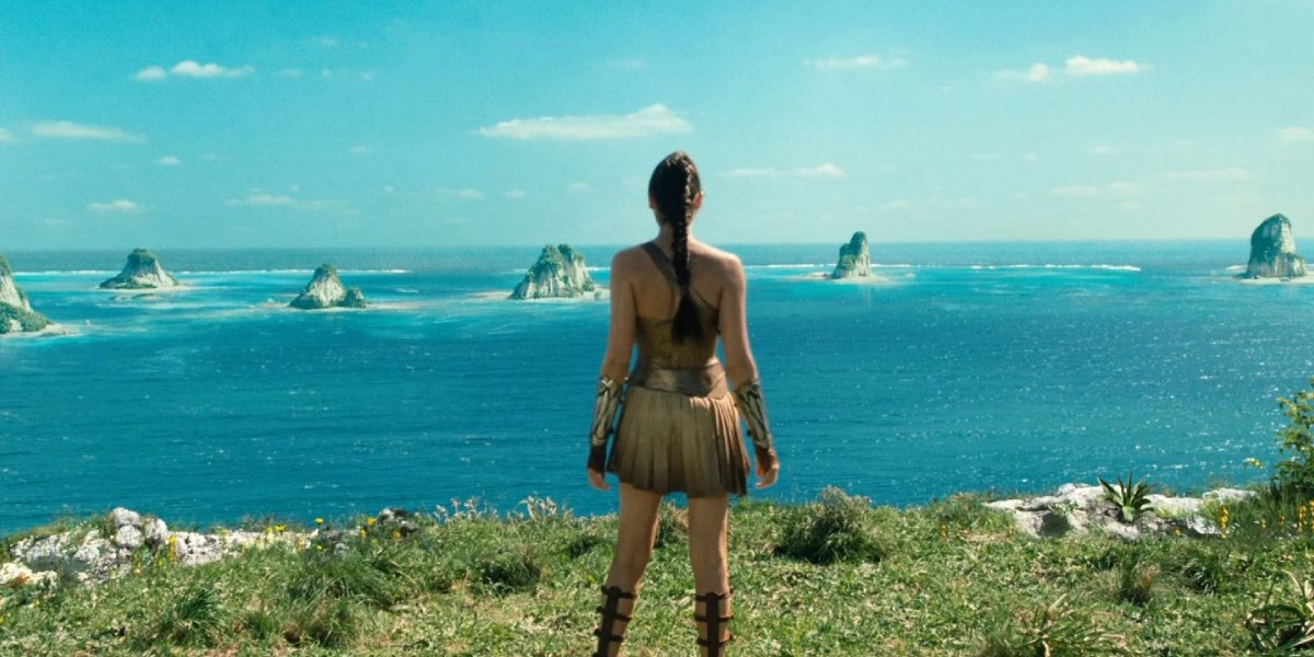 Gal Gadot in director Patty Jenkin's Wonder Woman