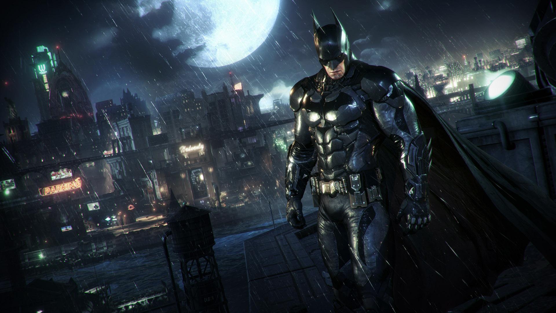 Batman Arkham Knight 'only' has 243 Riddler Trophies | GamesRadar+