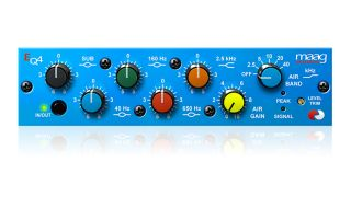 The Maag EQ4: if it's good enough for Madonna etc.